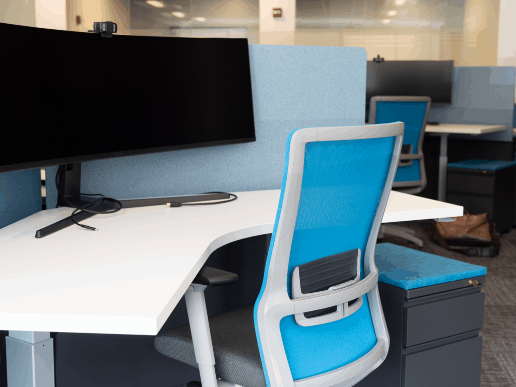 ADNET Technologies New Workplace